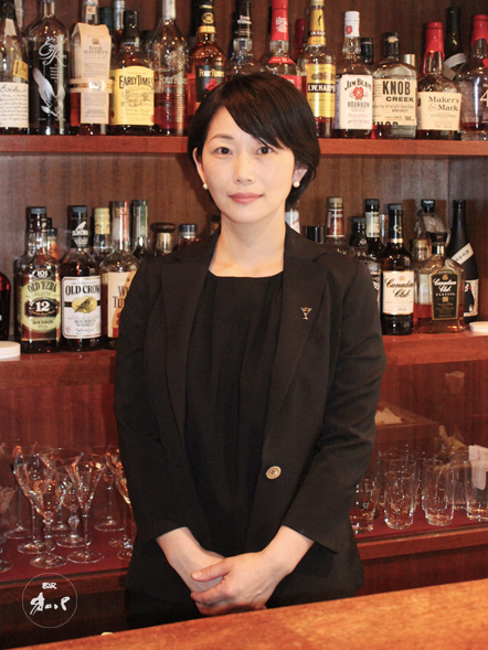大槻麗子:Bar OPA 代表