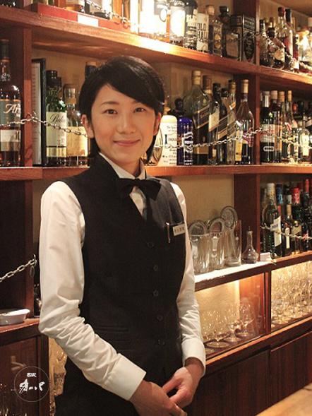 新谷美穂:Bar OPA